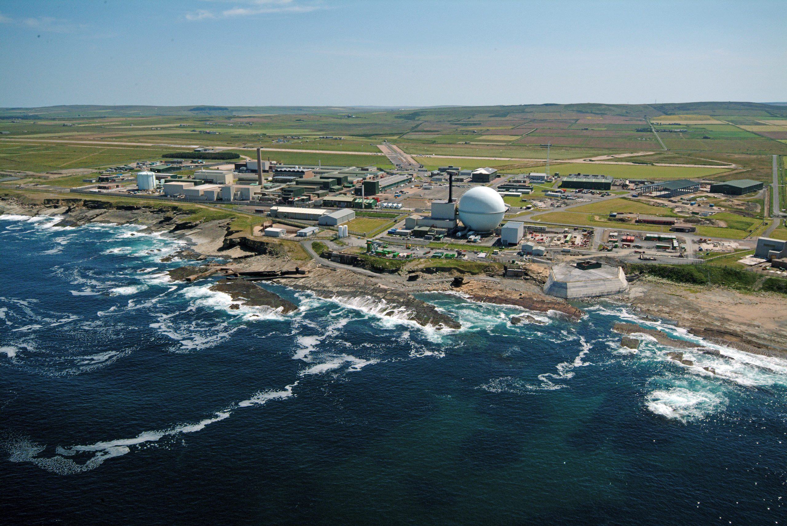 GRAHAM underway with 'world's deepest nuclear clean-up' at Dounreay
