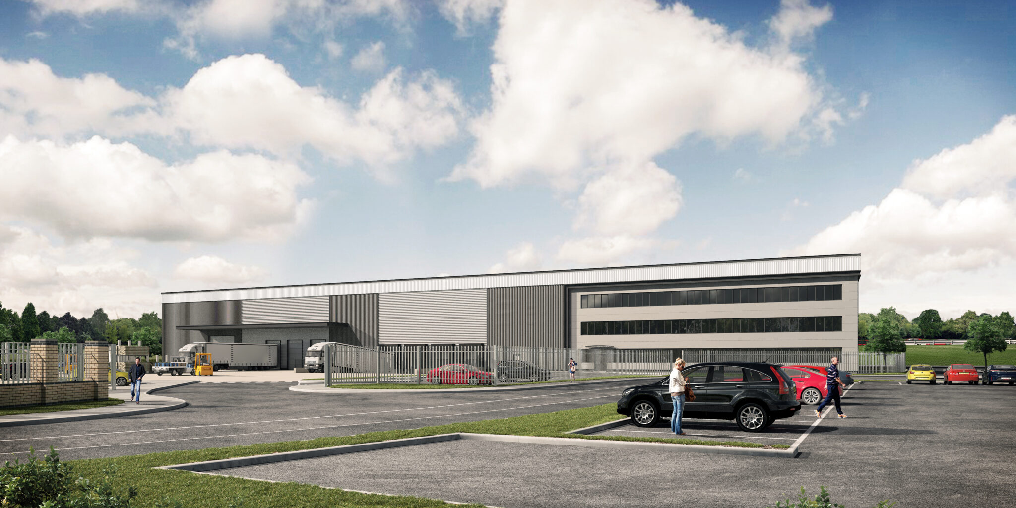 STERLING CAPITOL AND PLP AGREE TO DELIVER A PRIME LEEDS LOGISTICS SITE