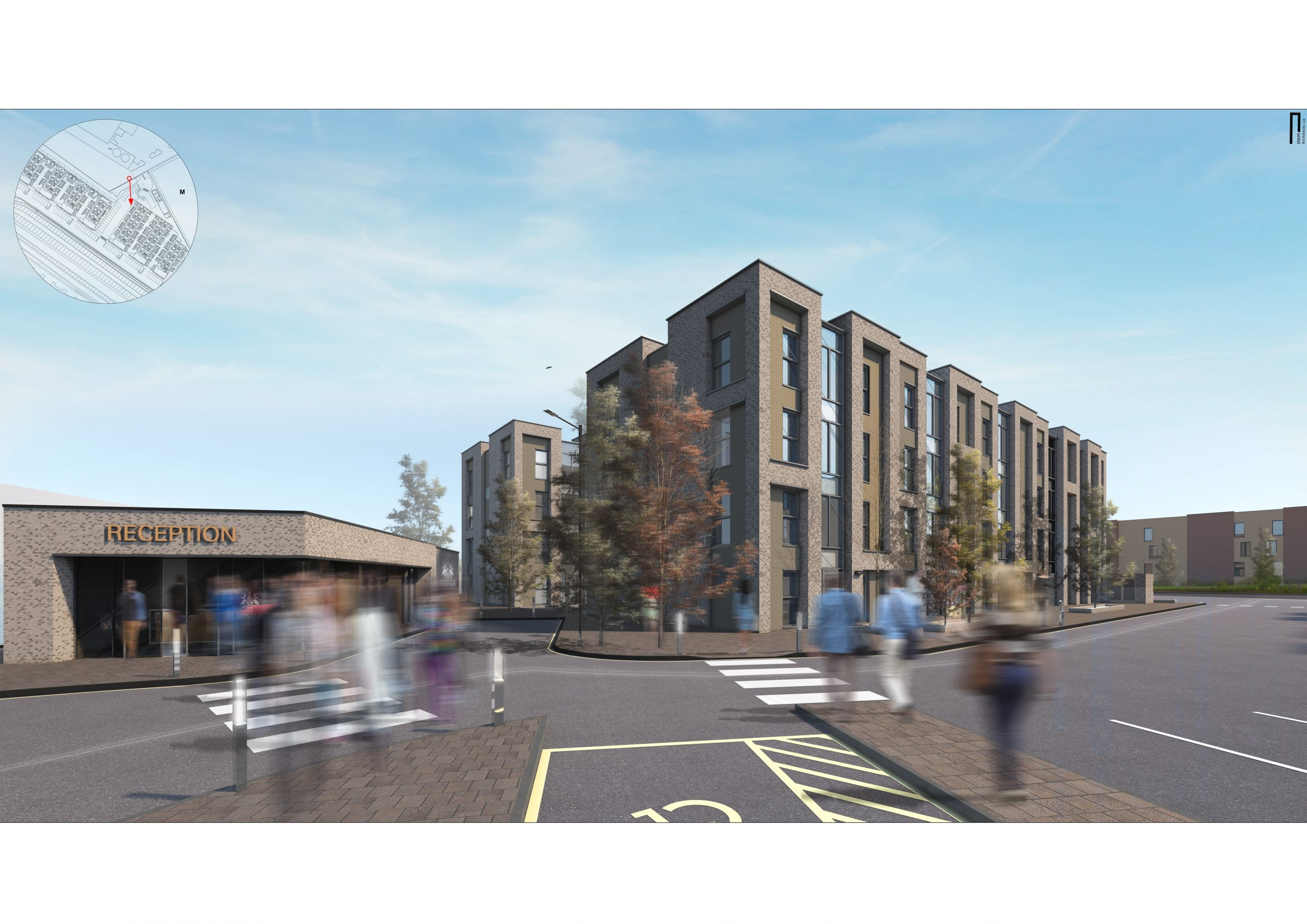 Sigmat appointed for 51 townhouse scheme