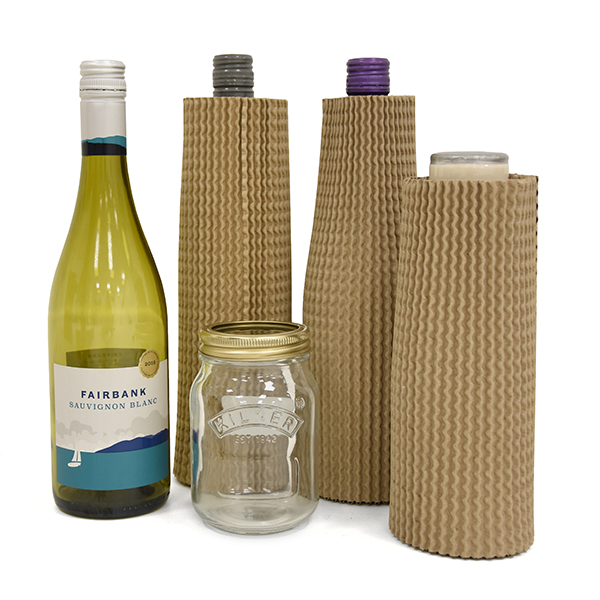 Kite Packaging launch plastic free bottle protection for a wide range of fragile items
