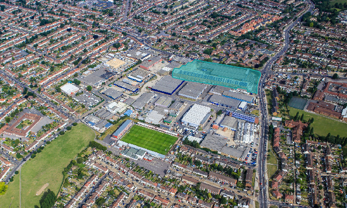 New Chancerygate industrial units to be developed in Dagenham