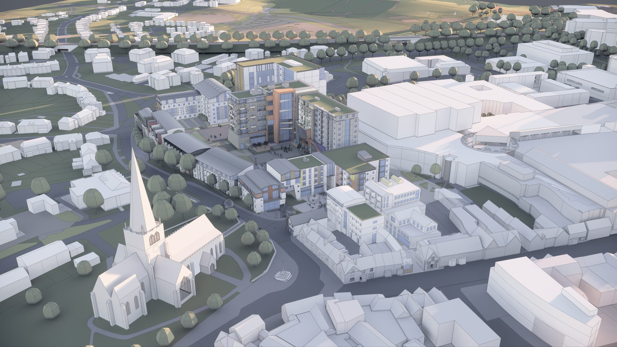 £20m investment in Solihull high-rise homes