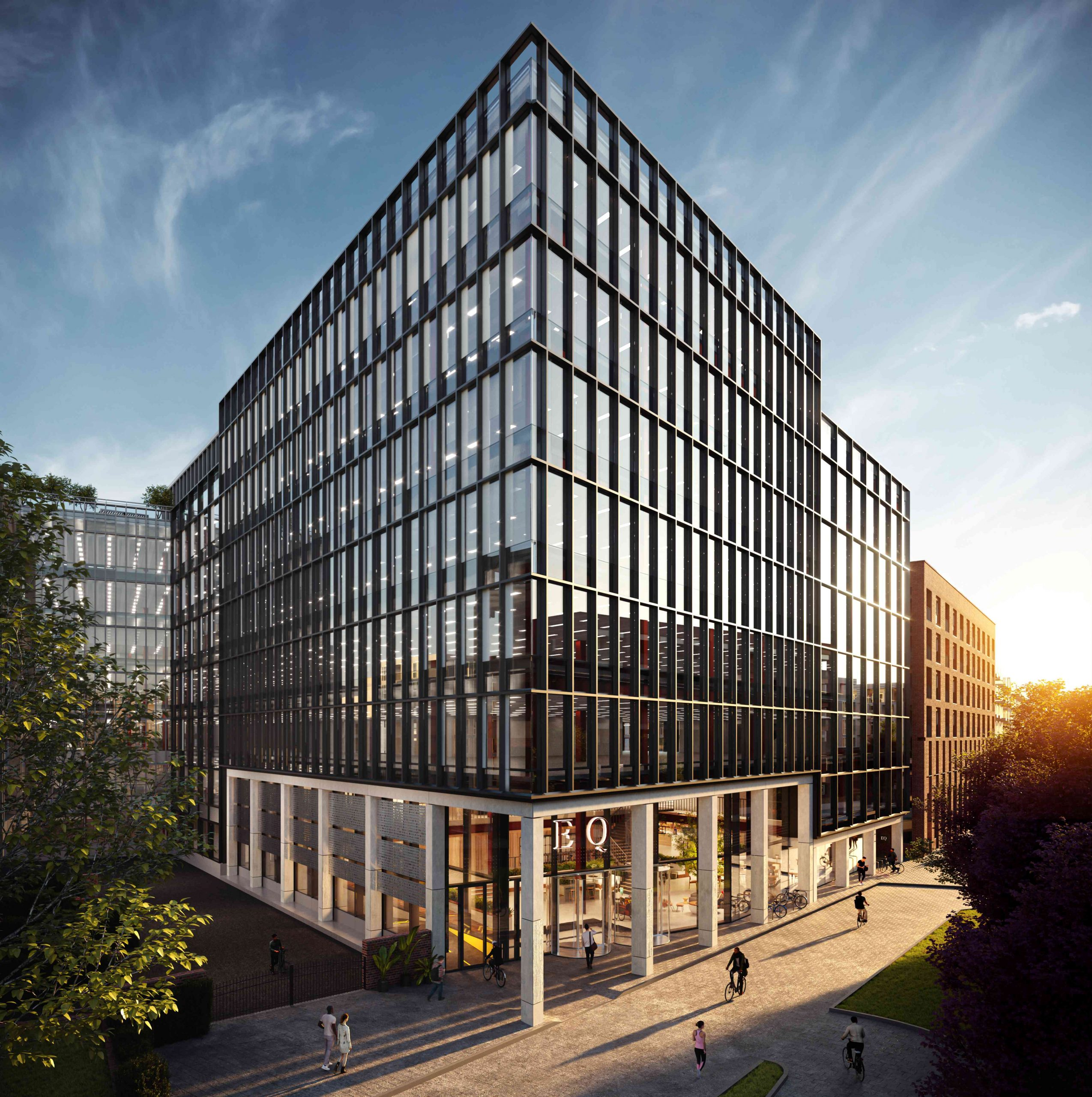 BAM STARTS WORK ON THE LARGEST SPECULATIVE OFFICE DEVELOPMENT IN SOUTHERN ENGLAND THIS YEAR