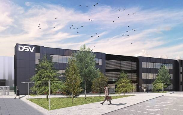 Winvic Secures Contract with DSV to Construct Industrial Warehouse, Cross-dock and Office Facilities at Mercia Park