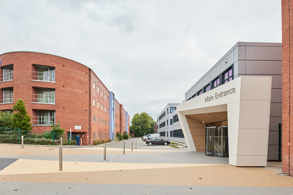 Overbury's Stratford-upon-Avon College refurb to transform student experience
