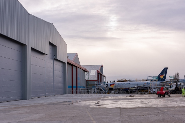 Stephen George + Partners' £7million Norwich Airport project reaches practical completion