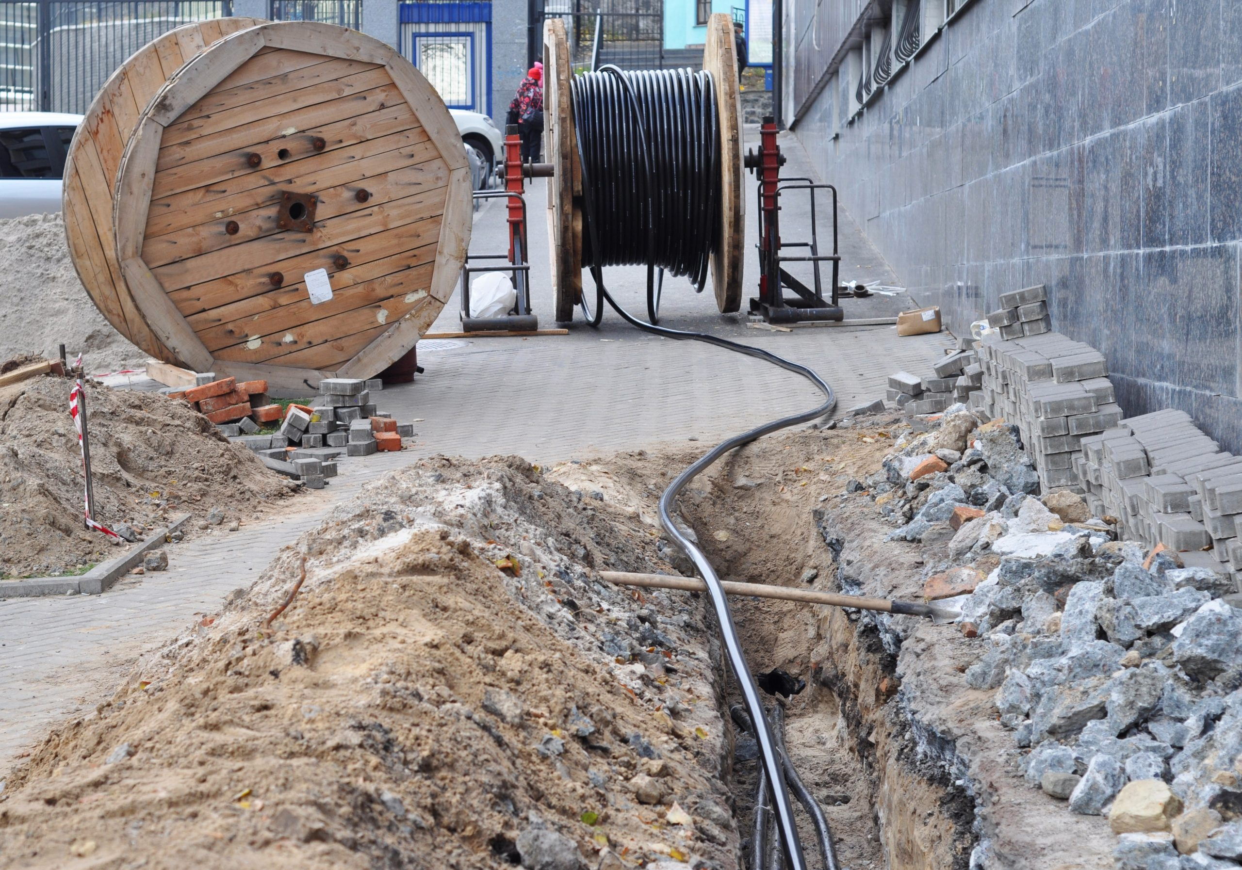 3 Types of Trenchless Technology