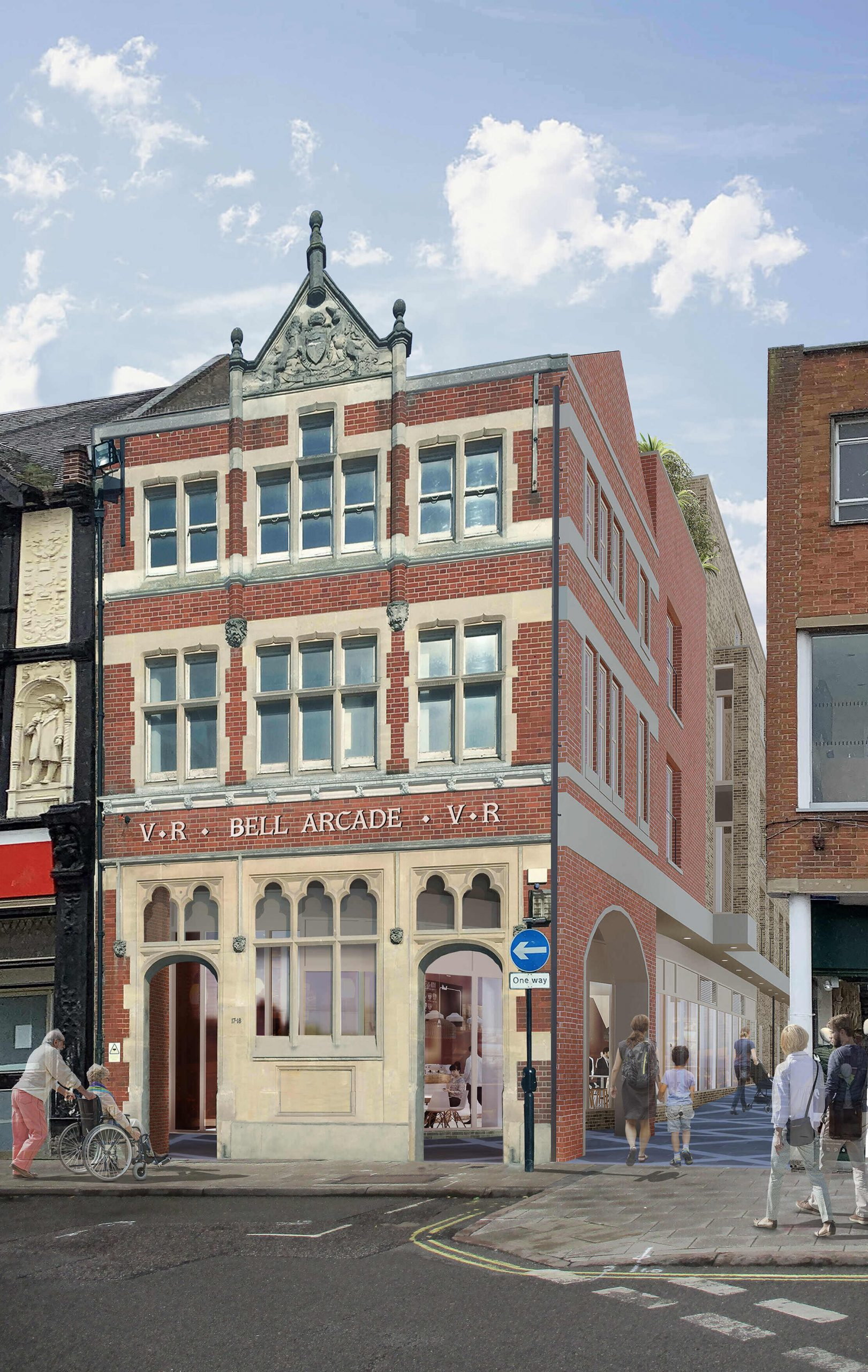 HISTORIC POST OFFICE REDEVELOPMENT STARTS ON SITE