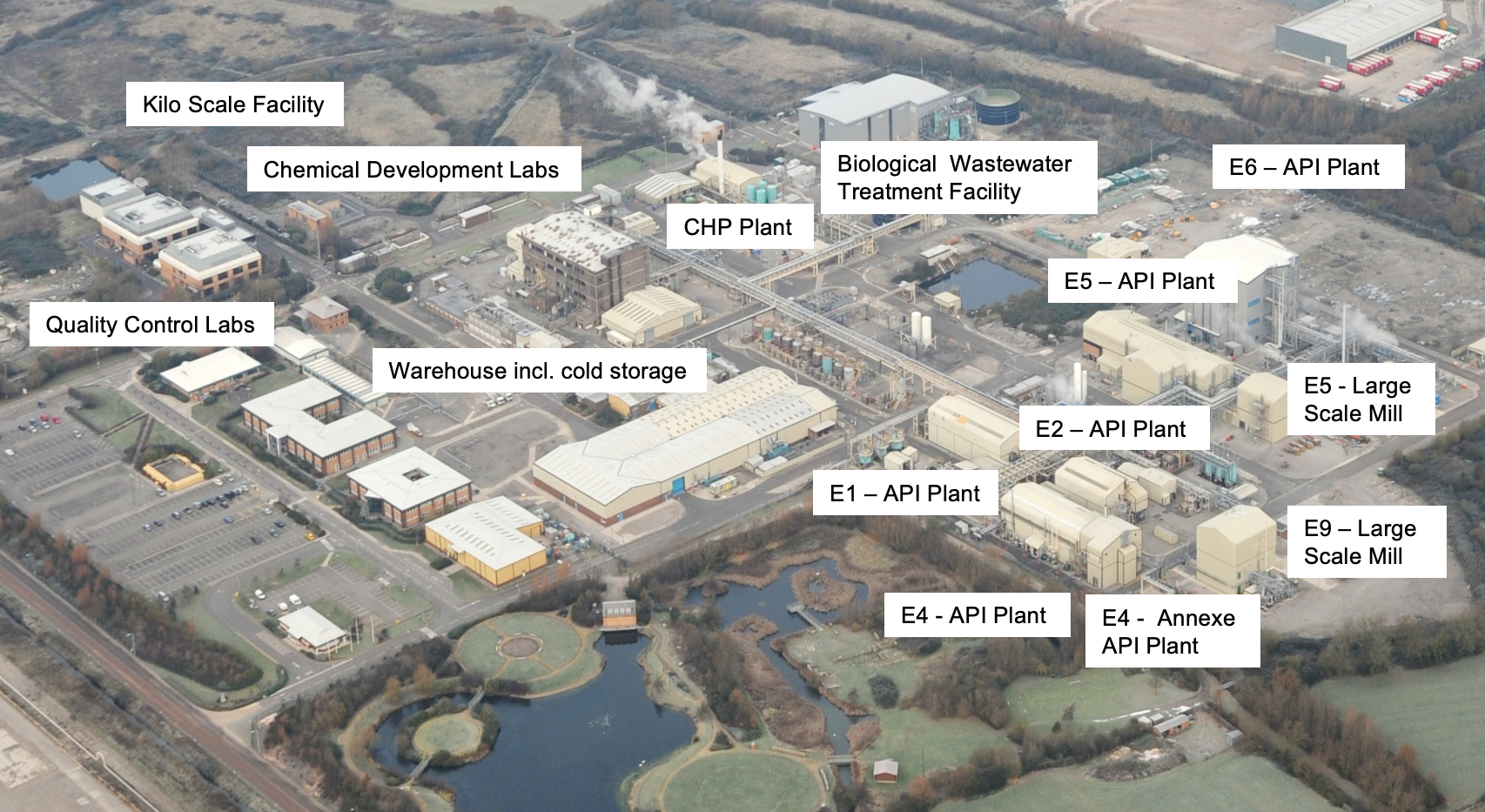 Maynards Europe to bring entire assets of Severnside's 100-acre former Avara Pharmaceutical Facility to market in 5,000-lot plus sale in 2021