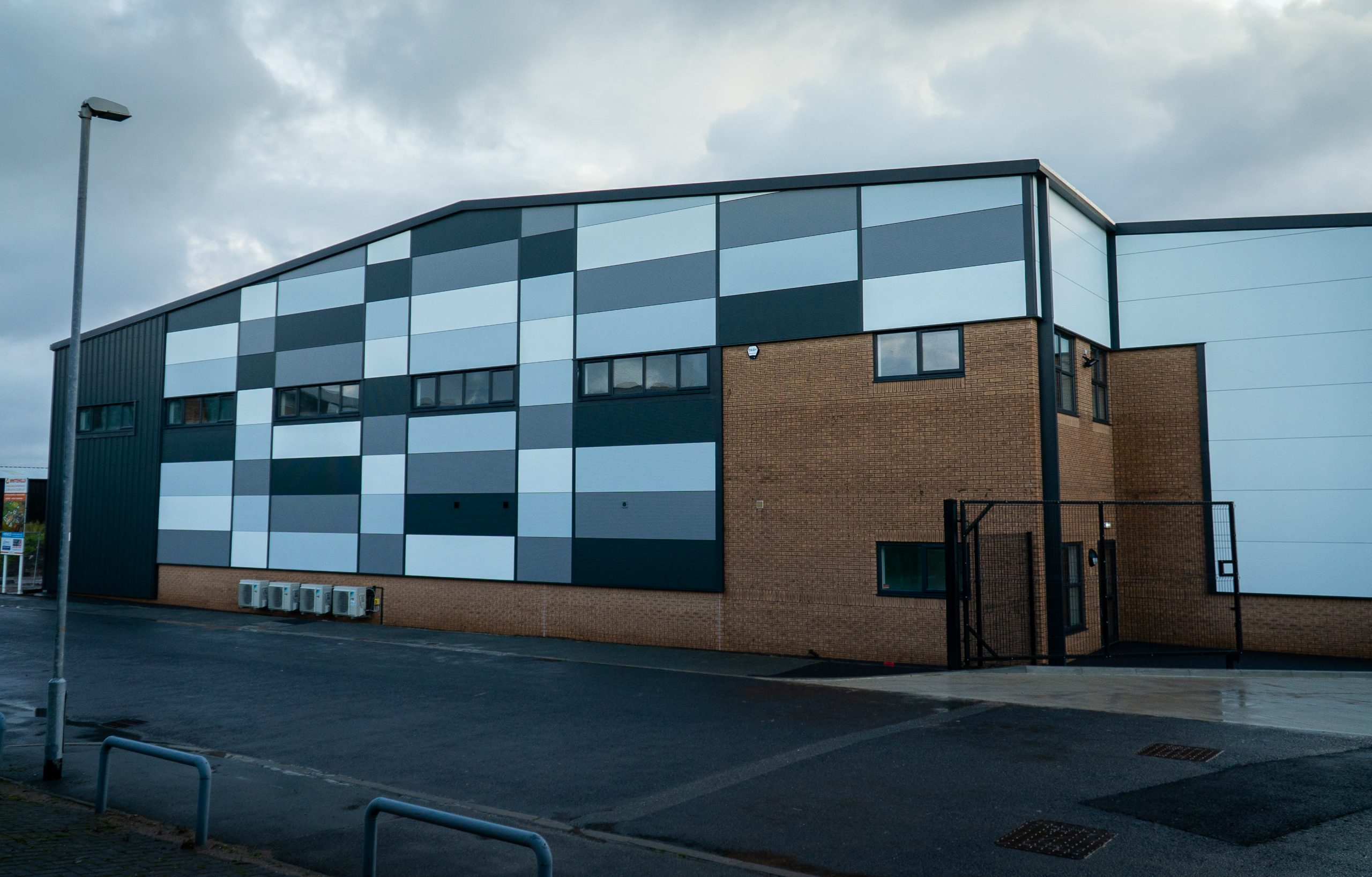 Wareing Buildings completes on latest commercial scheme with Henco International