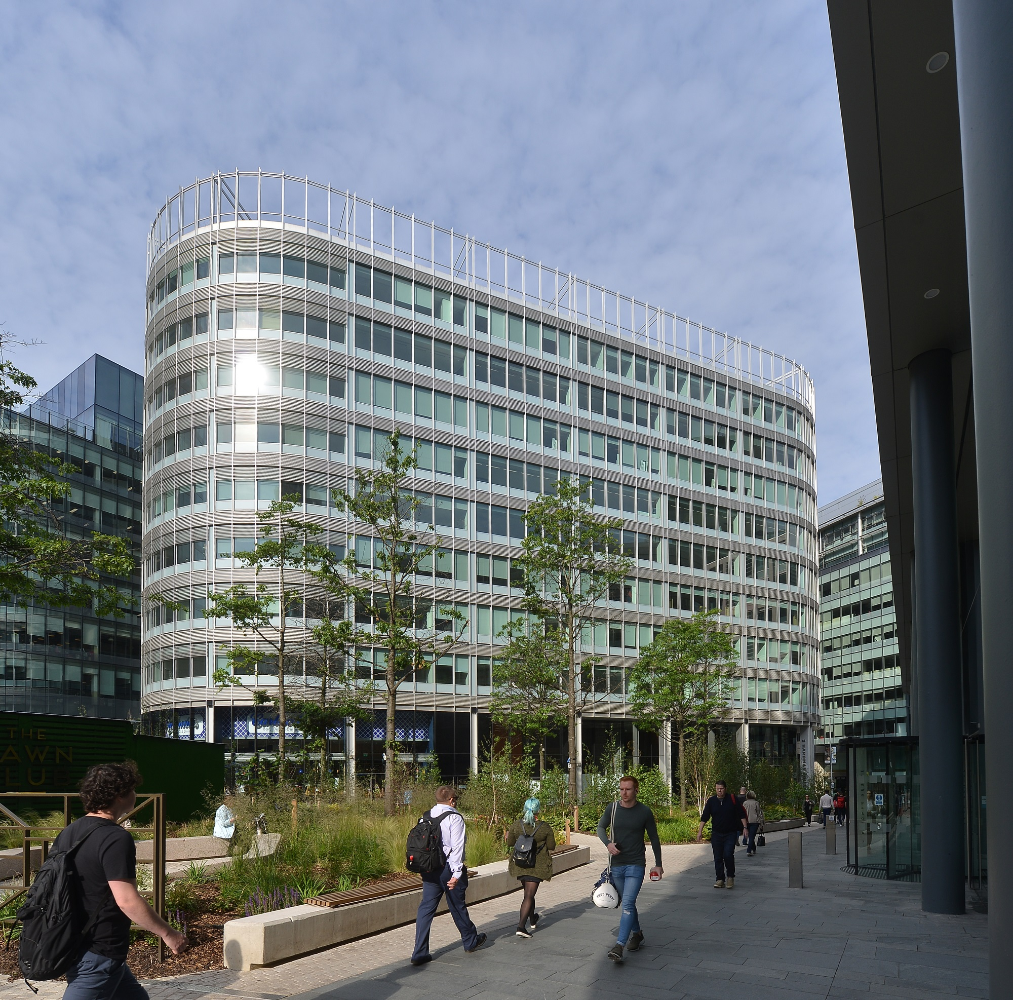 ISIO SIGNS LEASE FOR MANCHESTER BASE AT 3 HARDMAN SQUARE