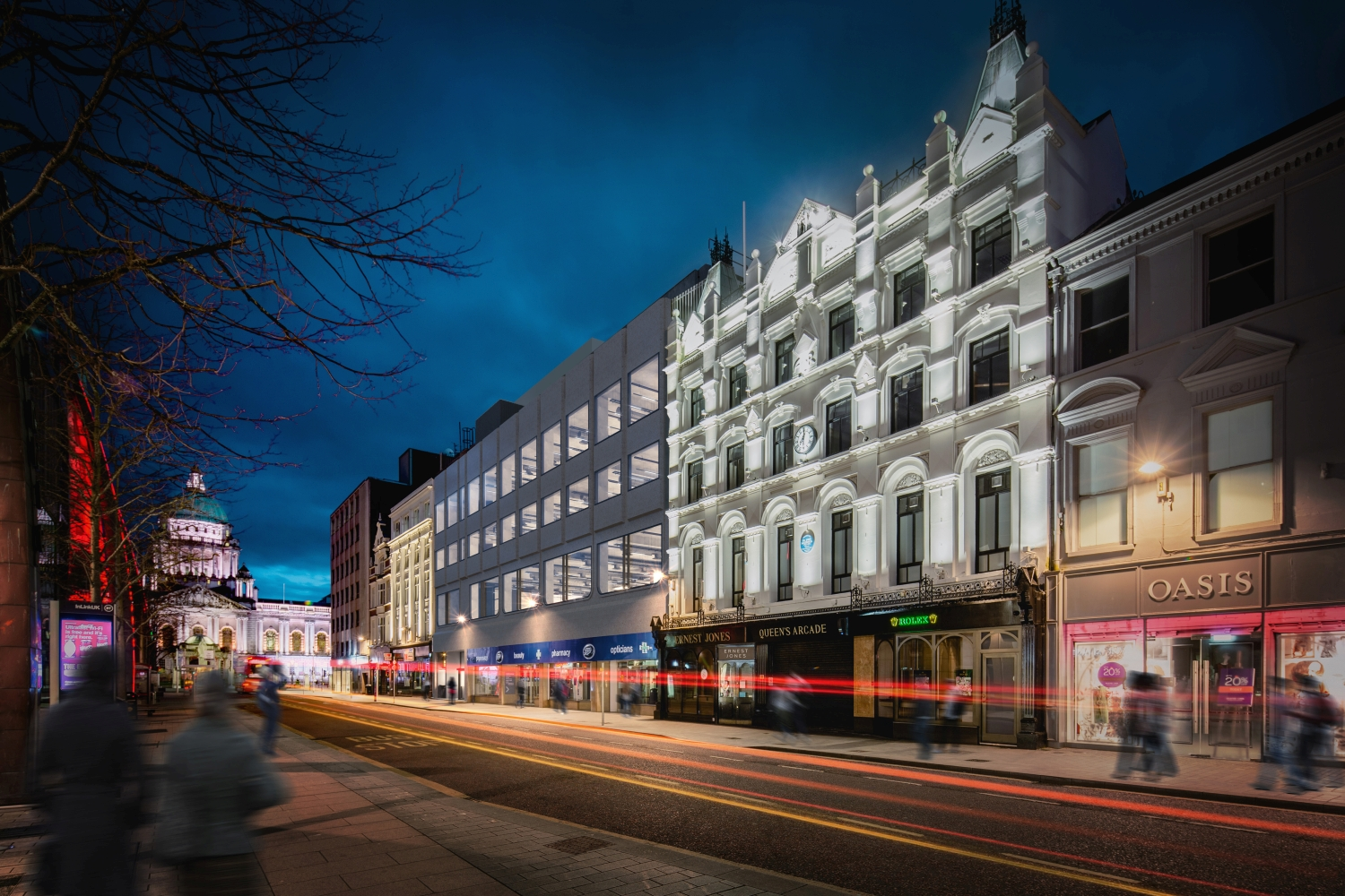 Bywater Properties and Ashmour commence Grade A office refurbishment in Belfast