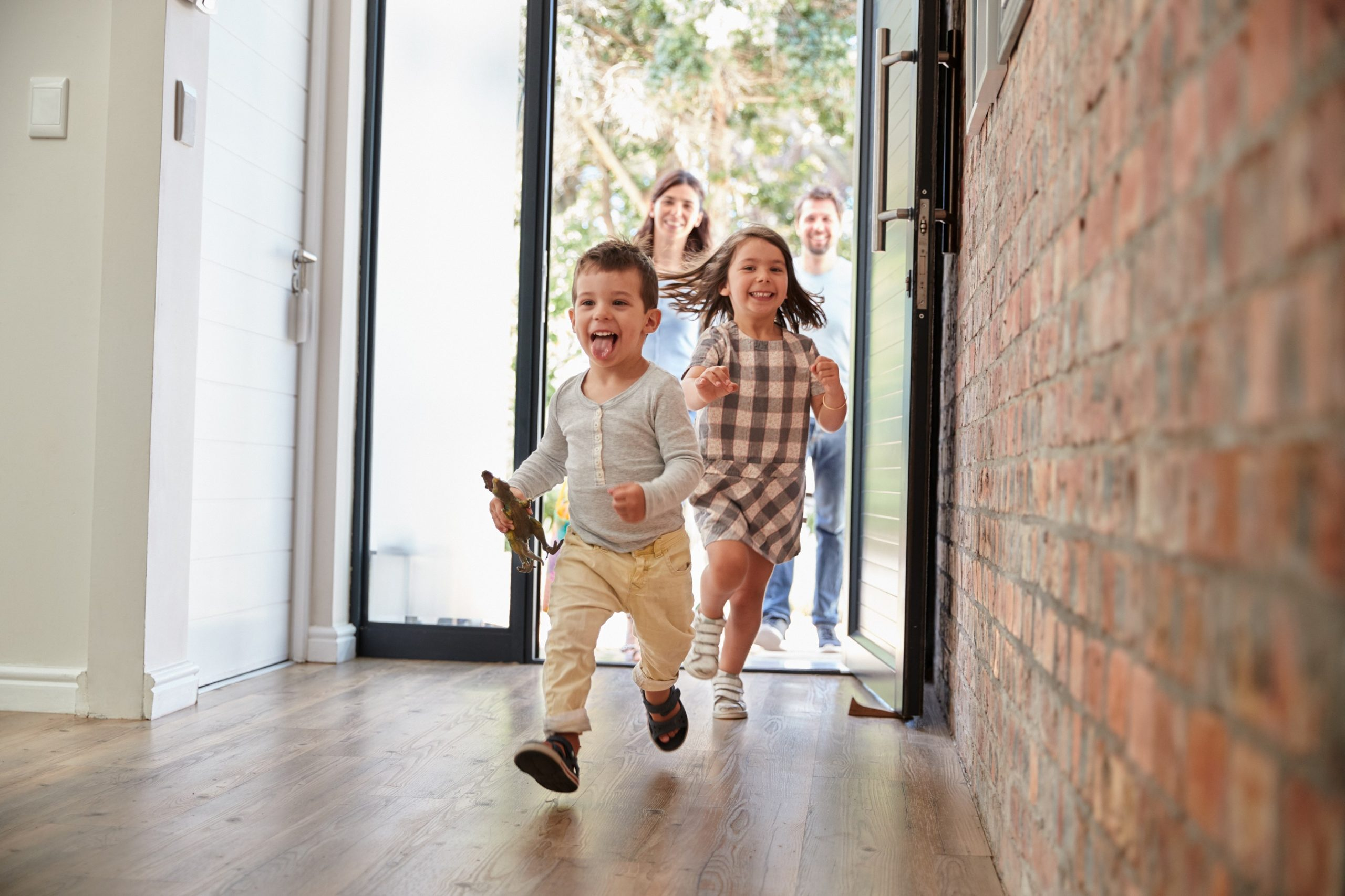 Five Considerations for a Happy Home