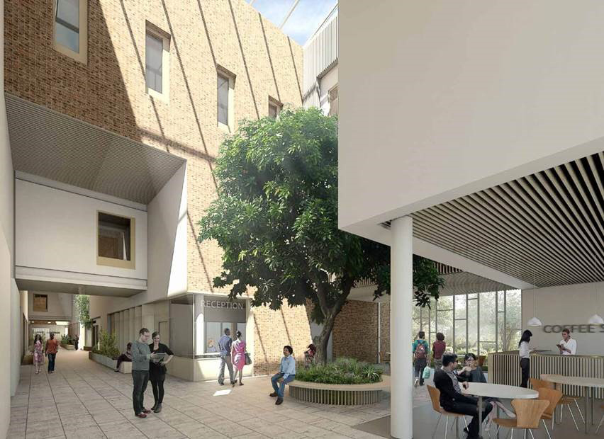 Offsite key for SES Engineering Services to deliver £23m of works to   South London Hospital