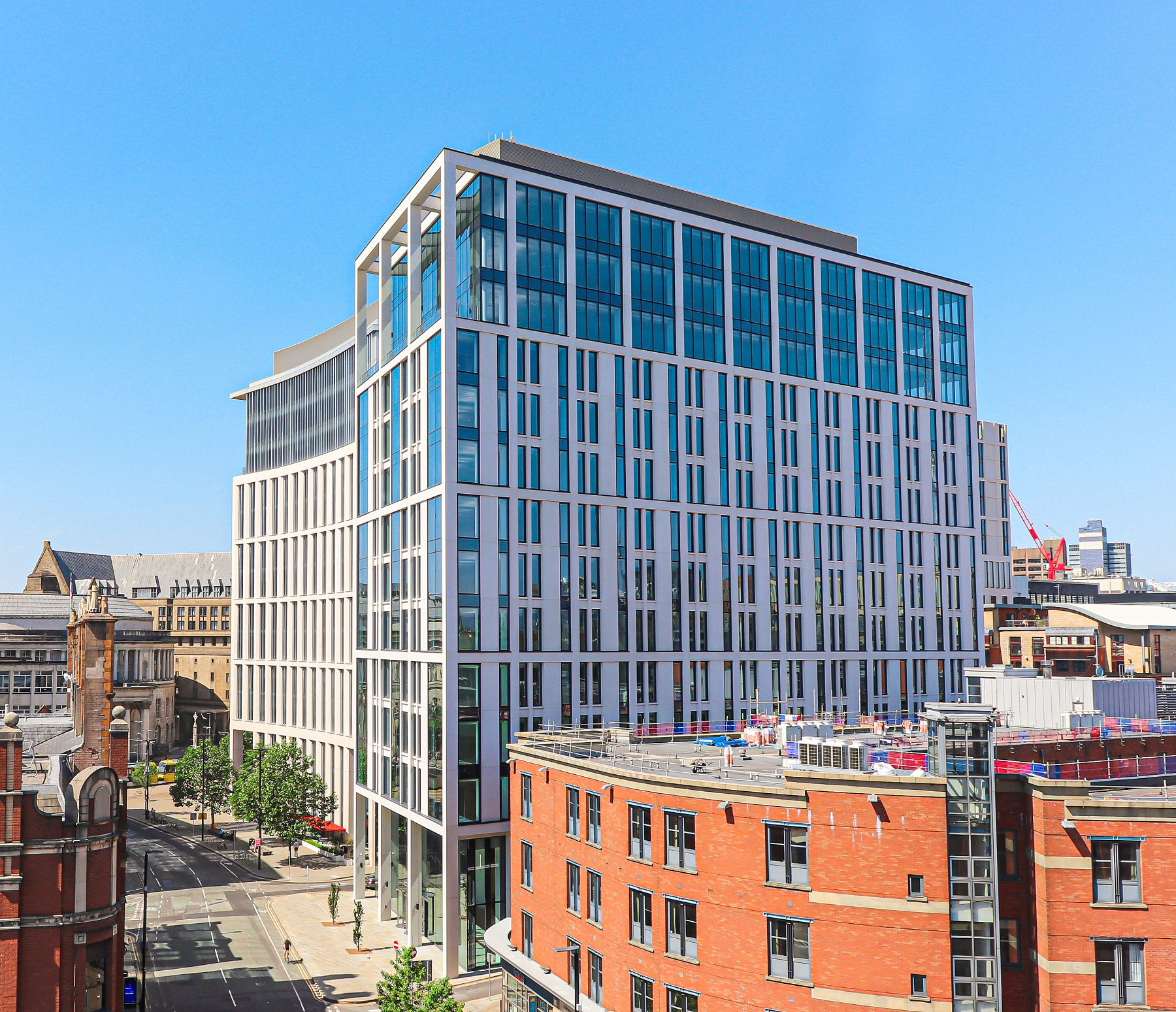 BARINGS SECURES GRANT THORNTON AT LANDMARK, MANCHESTER