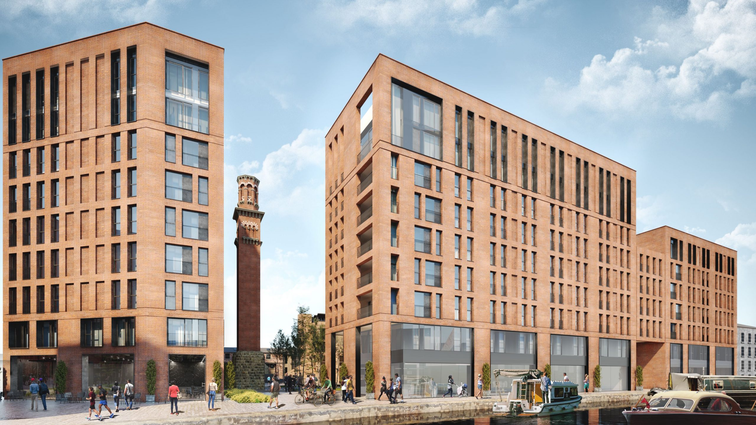 Richardson secures £57m from Legal & General for development of Tower Works BTR site in Leeds city centre