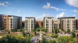 First homes for sale at ambitious west London regeneration scheme The Green Quarter