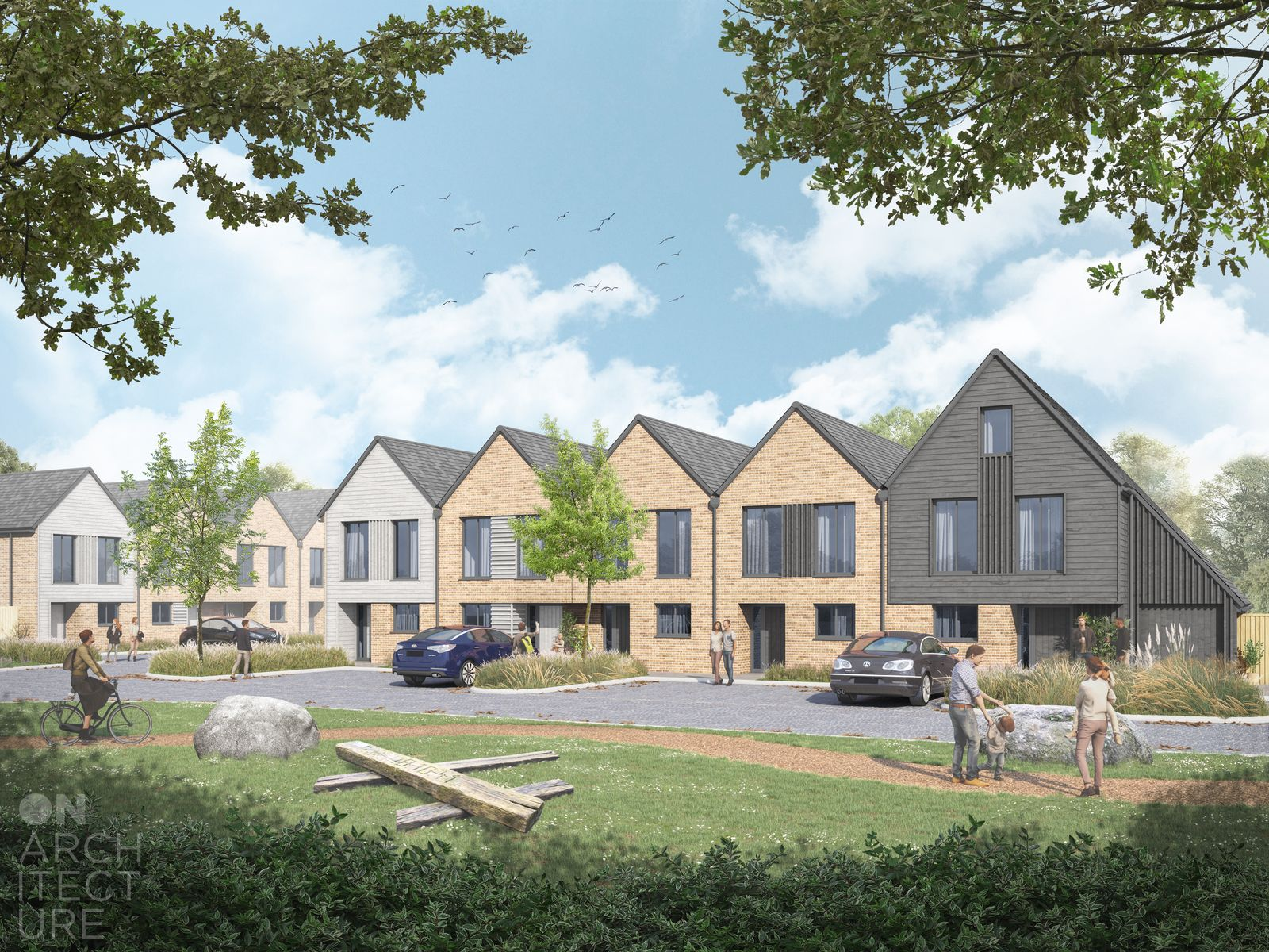 SOUTHERN GROVE UNVEILS £18MILLION SCHEME THAT WILL CREATE DOZENS OF  FAMILY HOMES ON THE PICTURESQUE KENT COAST