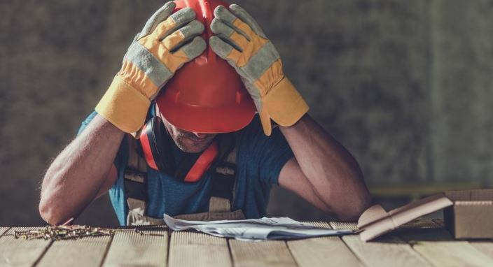 CHAS urges construction industry to take action on mental health