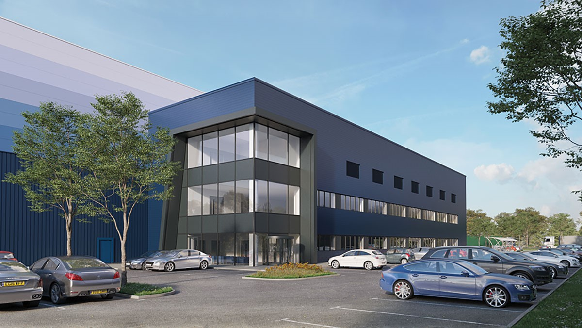 GLP TO COMMENCE CONSTRUCTION ON 1 MILLION SQ FT OF GRADE A WAREOUSE SPACE IN THE UK