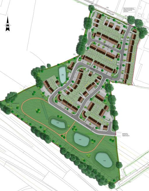 Keepmoat Homes Secures Planning Approval for 125 New Homes in Exhall