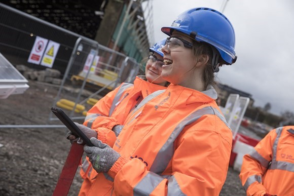 Return to work programme creates new opportunities to work on HS2