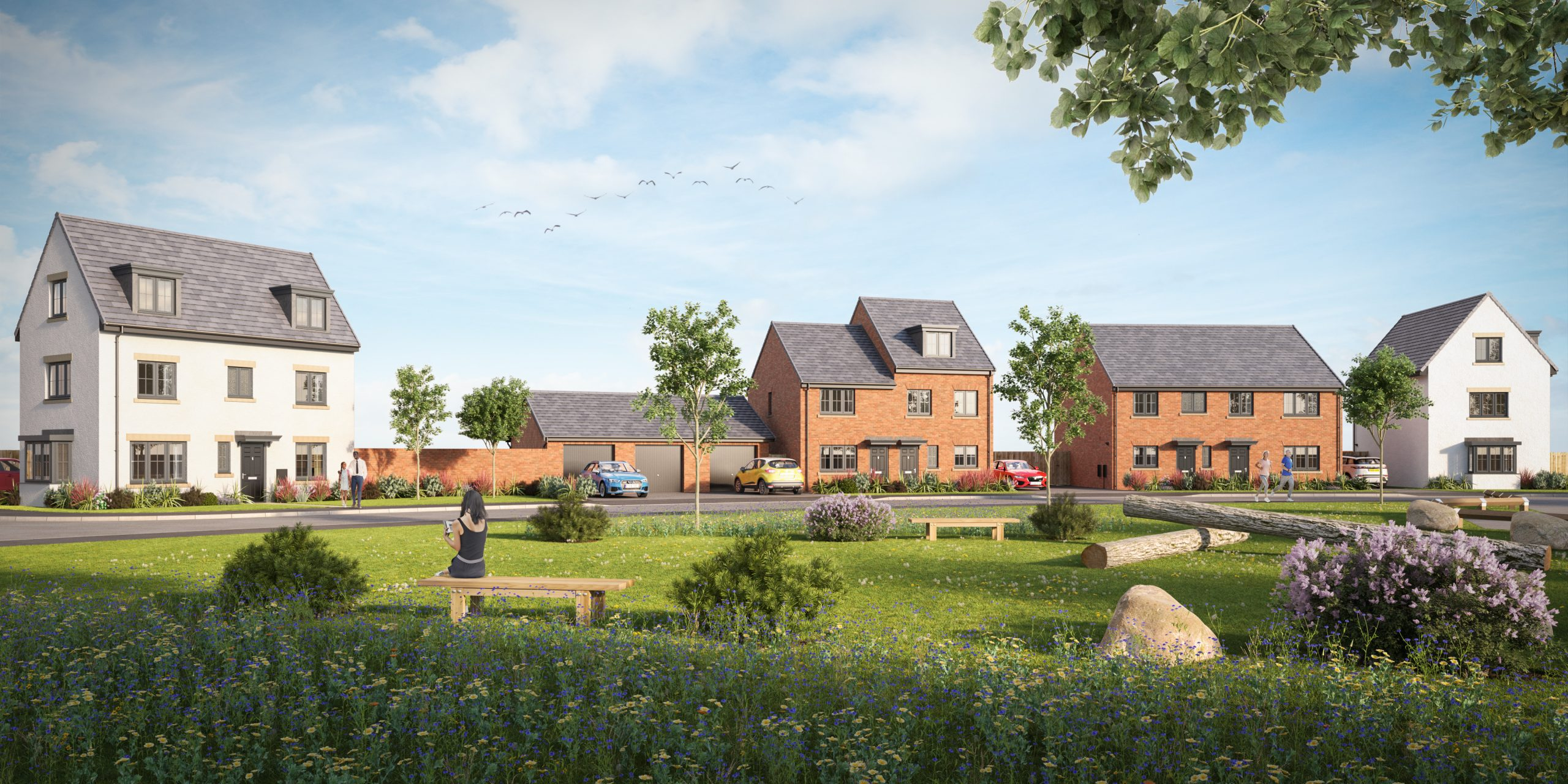 Keepmoat Homes Acquires Site to Build 360 Homes