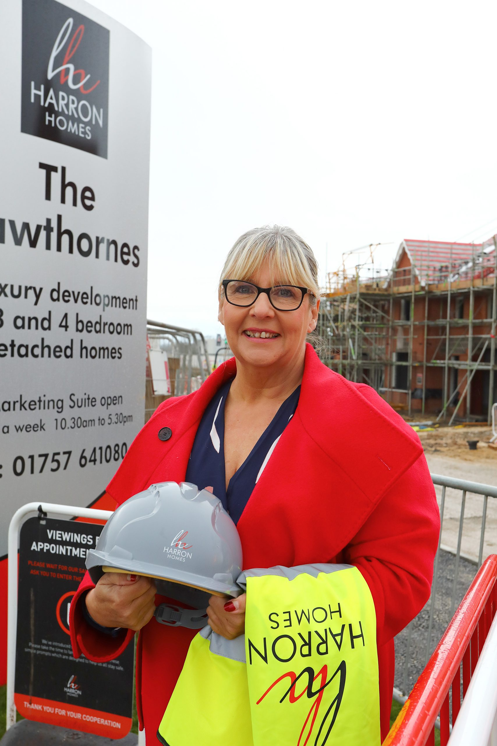 Harron Homes Welcomes Sales and Marketing Director