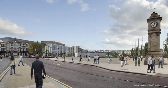 Planning approval for £50m landmark seaside regeneration project