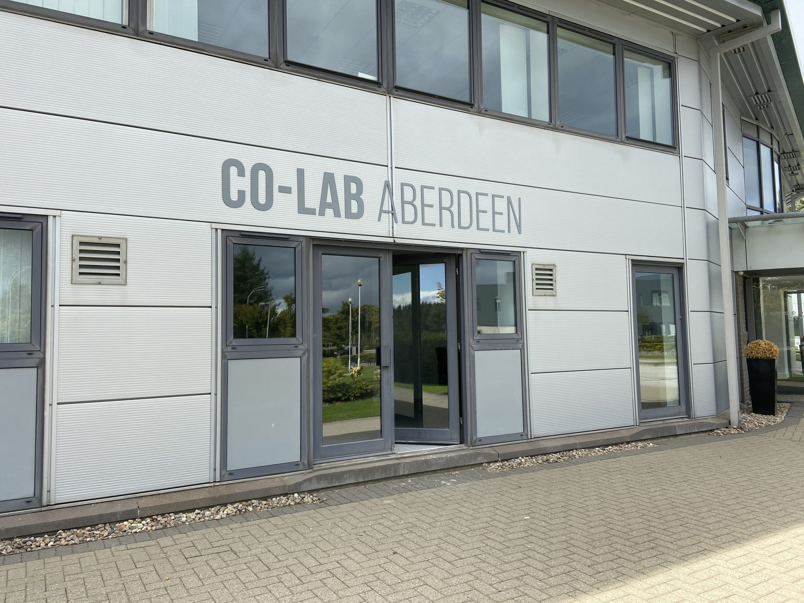 Aberdeen's newest collaborative workspace is launched by Moorfield Group at Aberdeen Energy & Innovation Parks