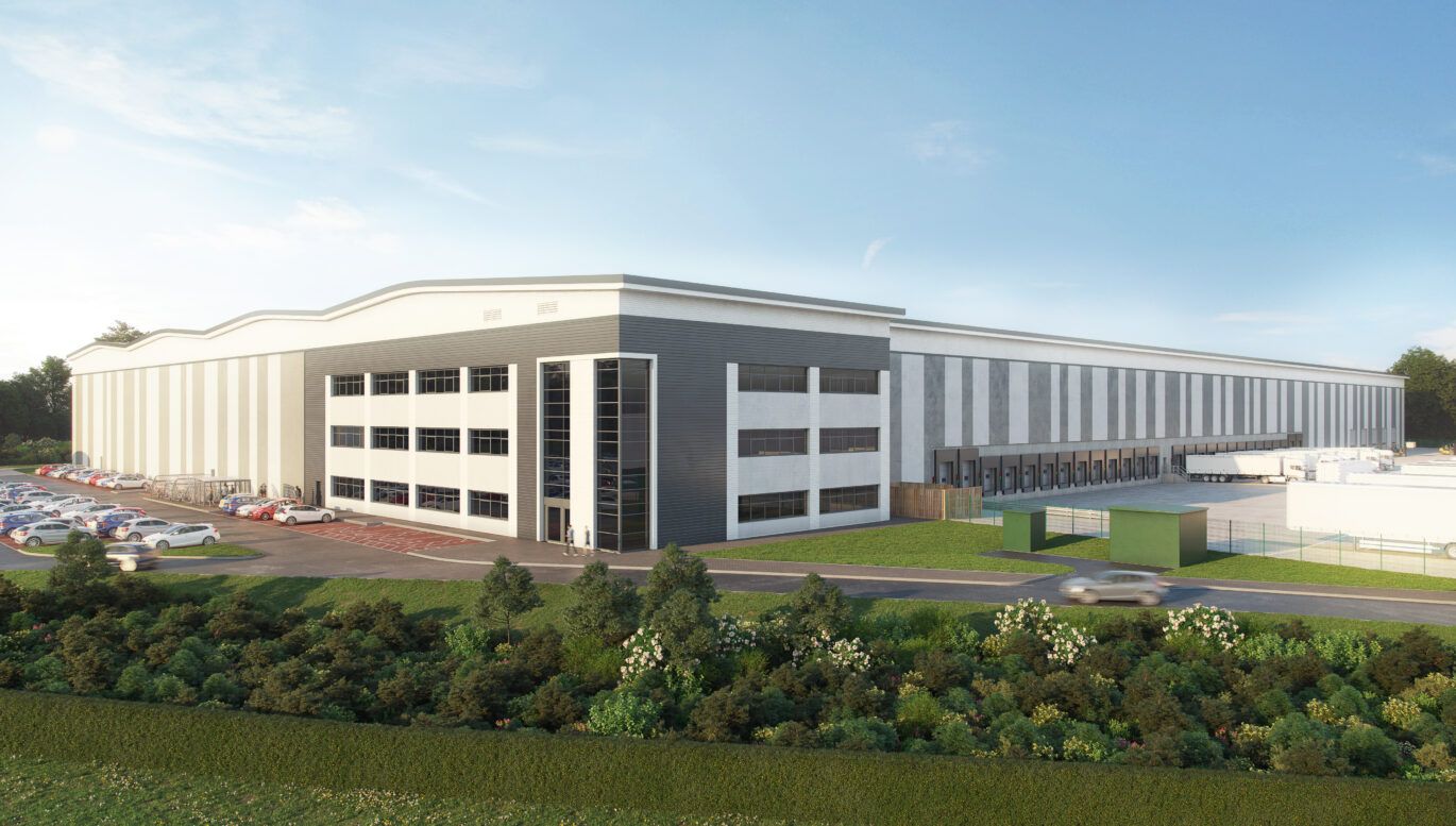 Panattoni Delivering Its Second Crewe Development
