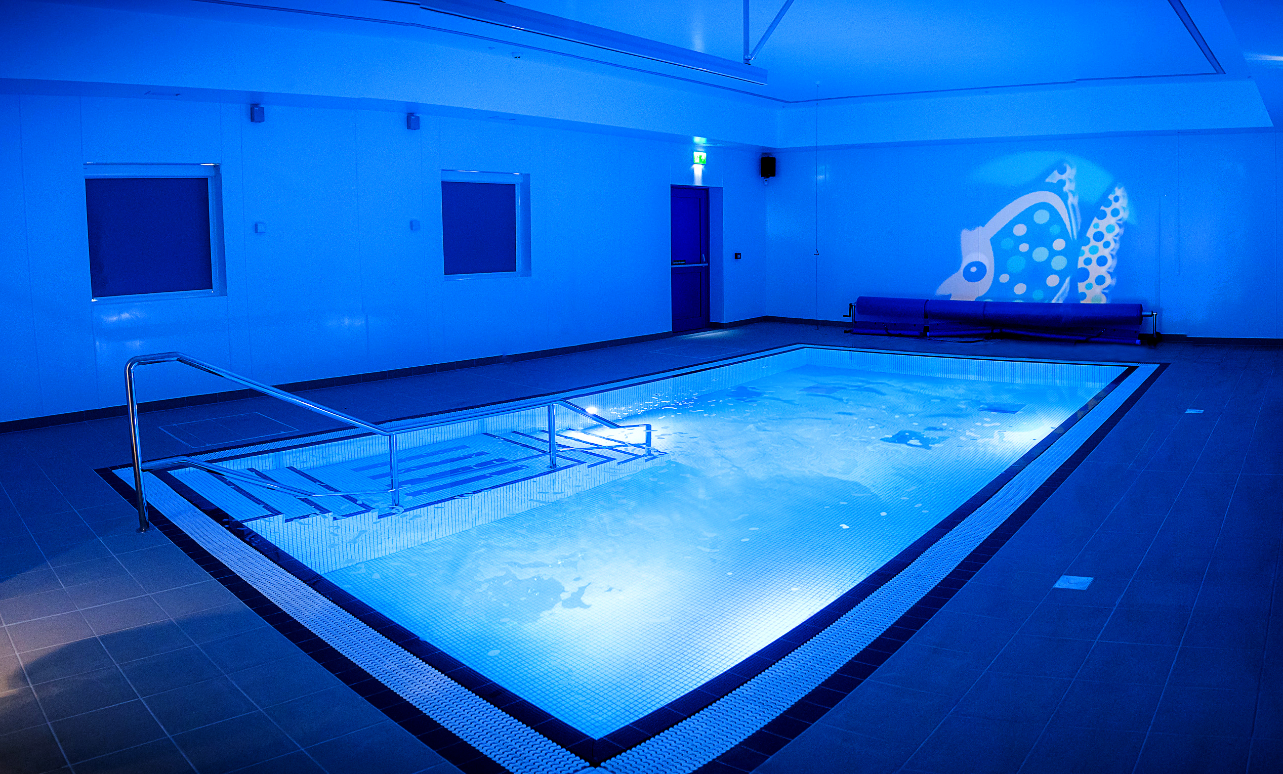 New Hydrotherapy Pool Opens at Delamere School