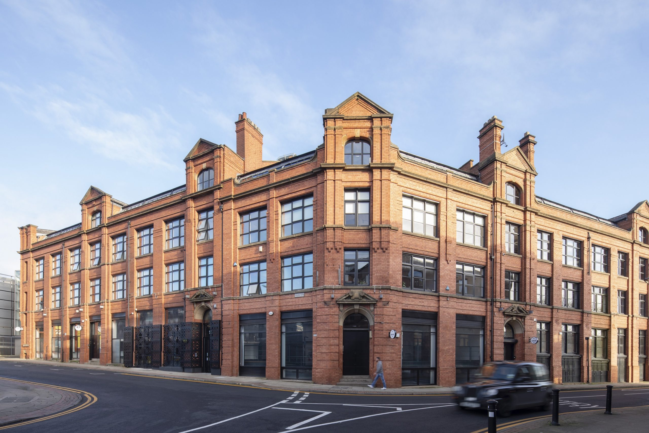TCS SECURES NEW DUCIE HOUSE TENANT AS £2M WORKS COMPLETE