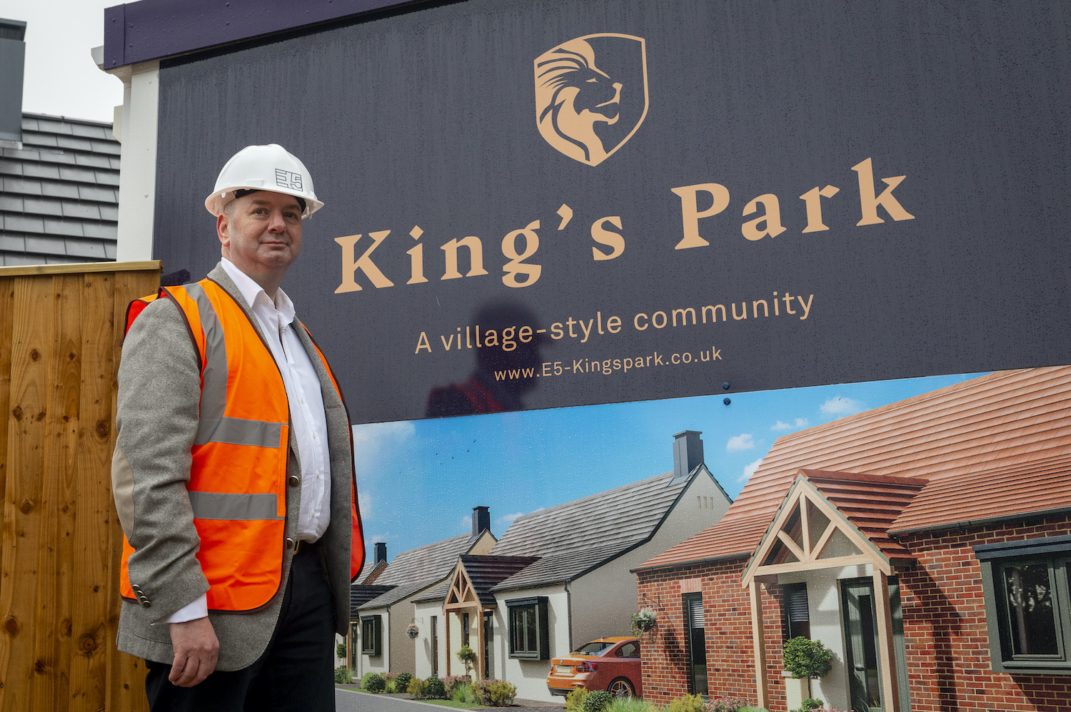 First reservations as new £45m housing development in Grimsby opens its doors