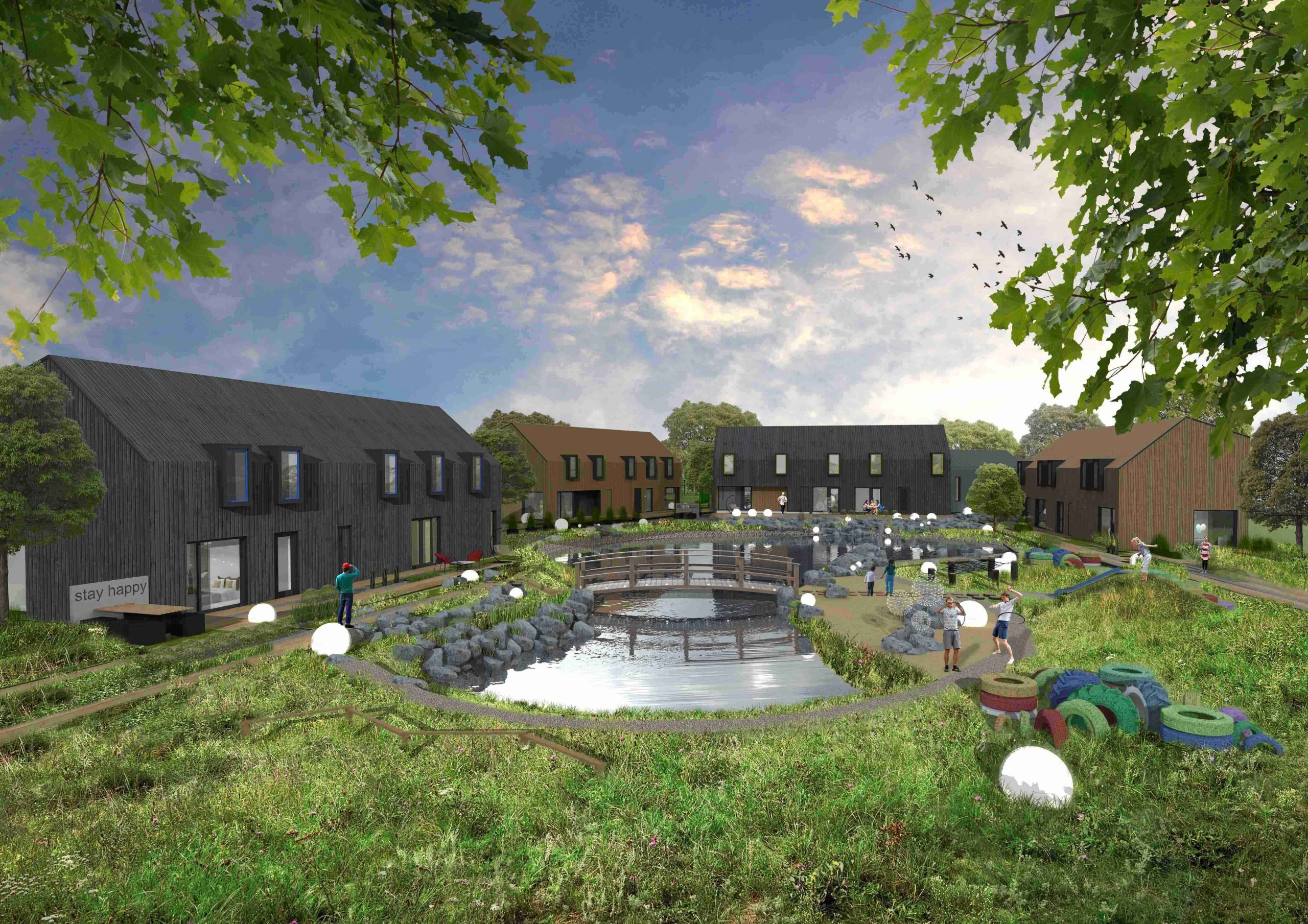 STEPNELL STARTS ON SITE AT SPECIALIST CHILDREN'S CARE HOME