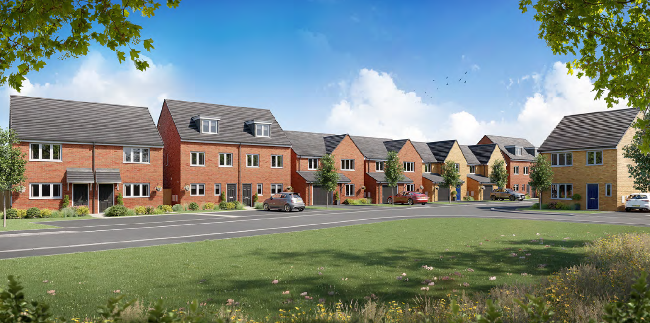 125 New Homes Receive Planning Permission