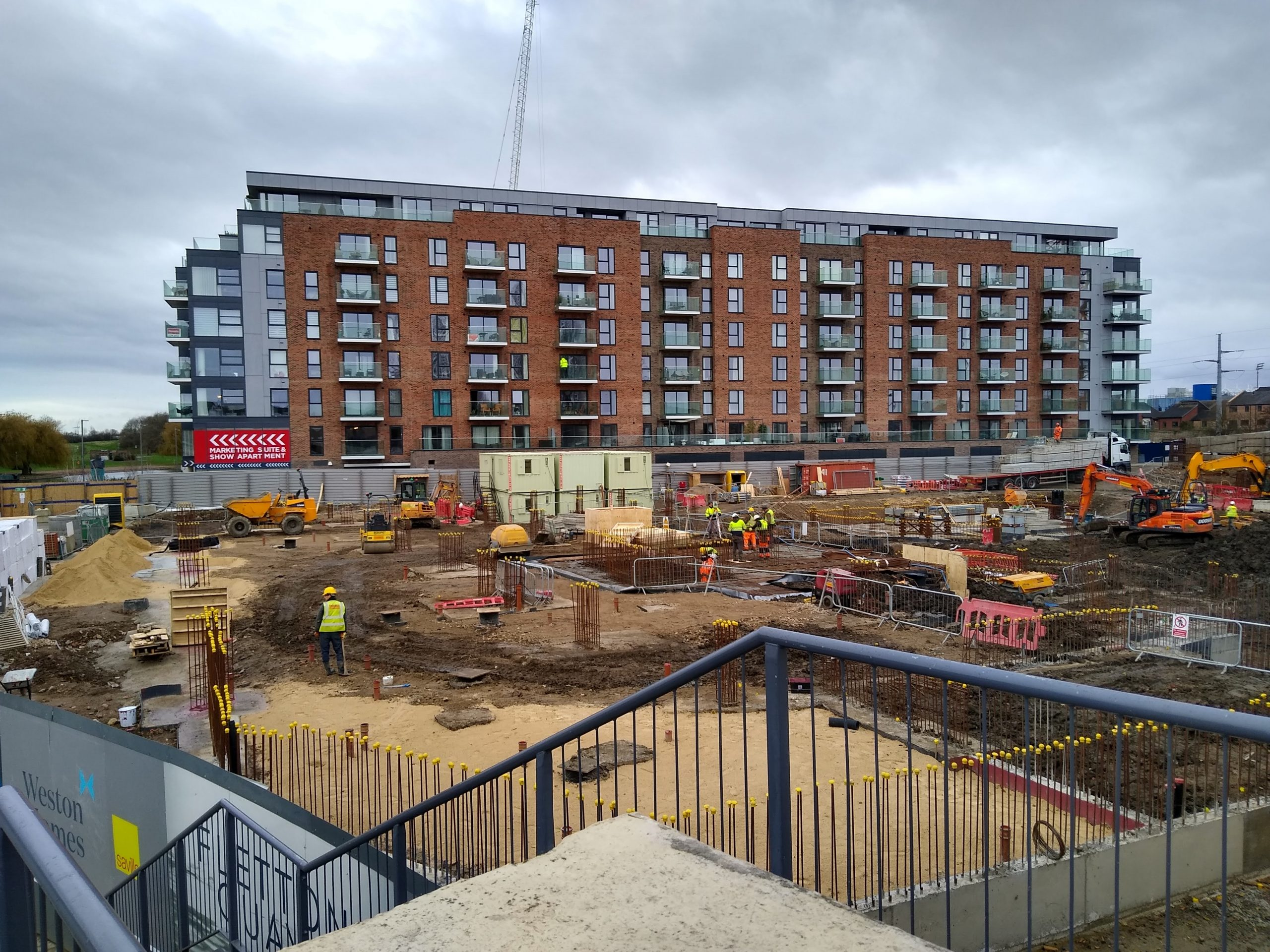 GRE ASSETS LAUNCH FIRST NEW HOMES AT NENE WHARF, PETERBOROUGH