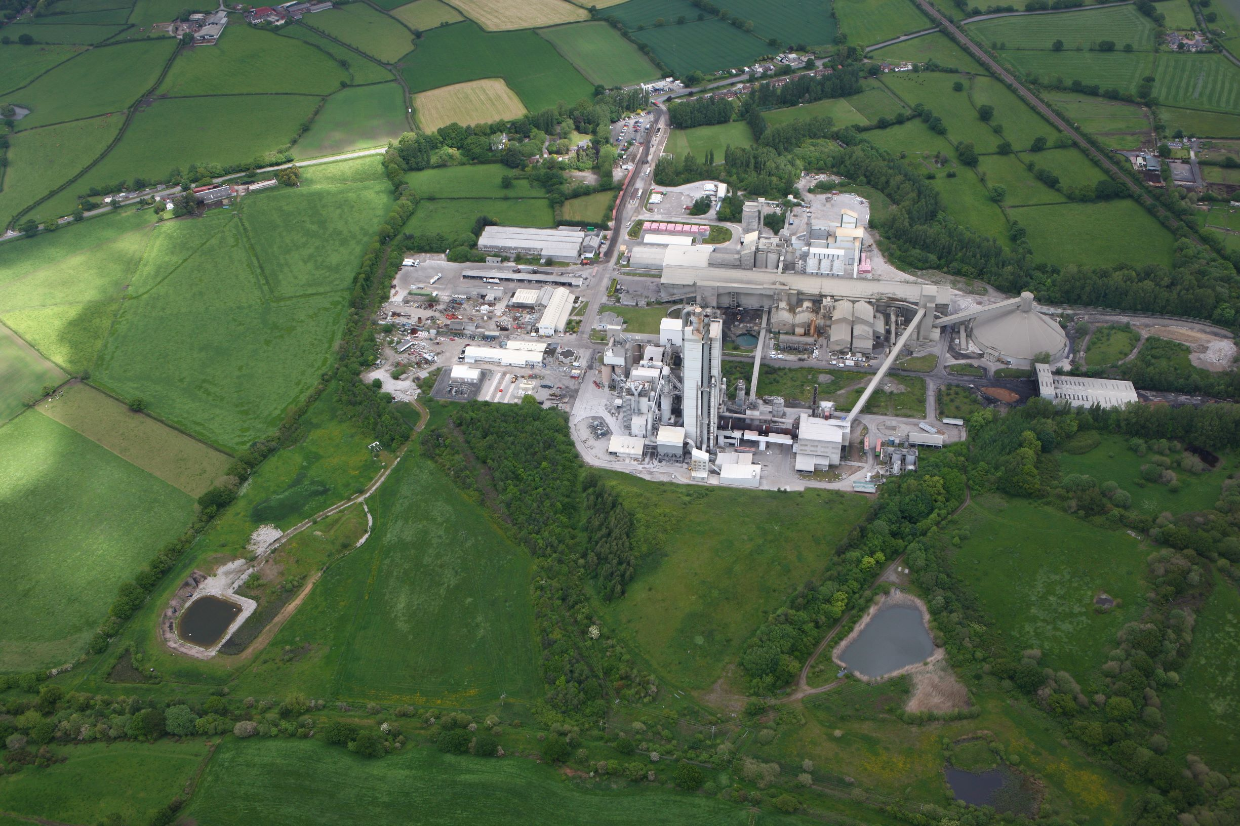 Hanson joins HyNet North West consortium developing hydrogen and CCS project
