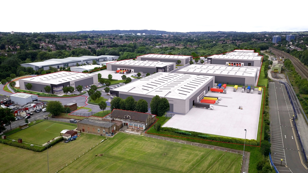 Planning green light for major new multi-unit industrial and logistics development in Birmingham