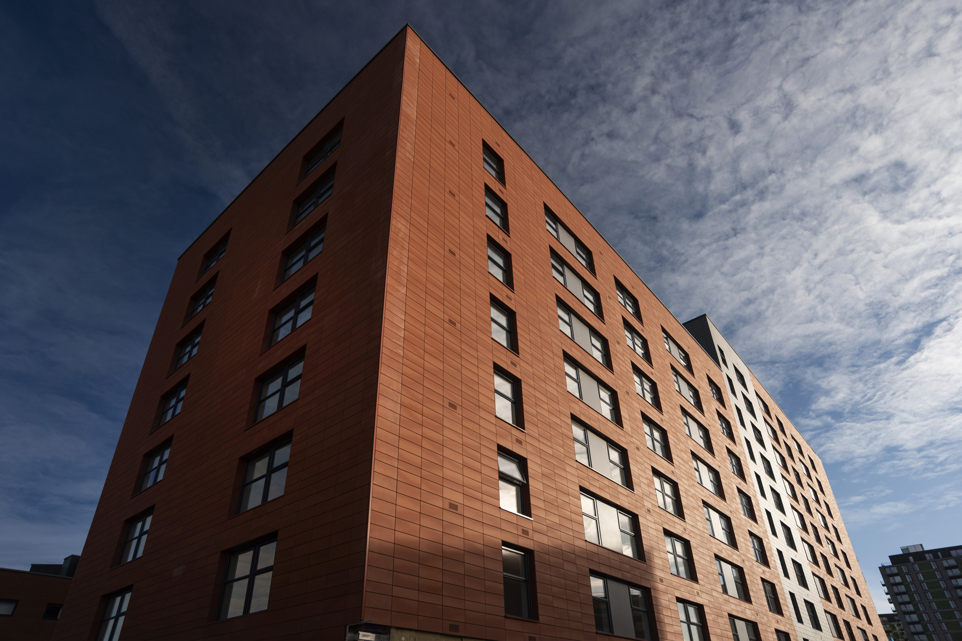 Salford apartment block named in honour of revered minister and writer