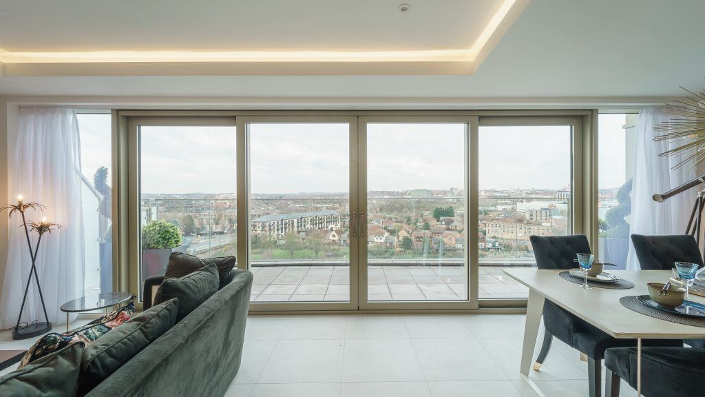 Show Penthouse Open at The Waterside Apartments