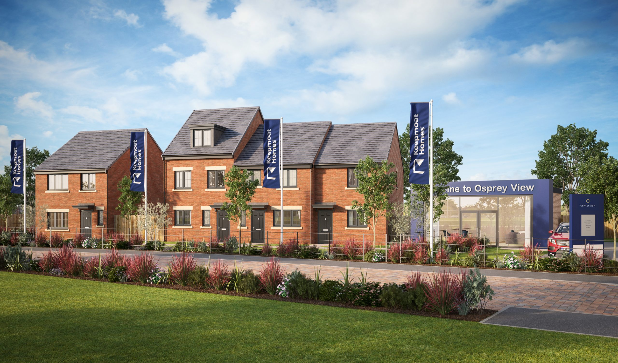 Keepmoat Homes Acquires Former Firbeck Colliery Site