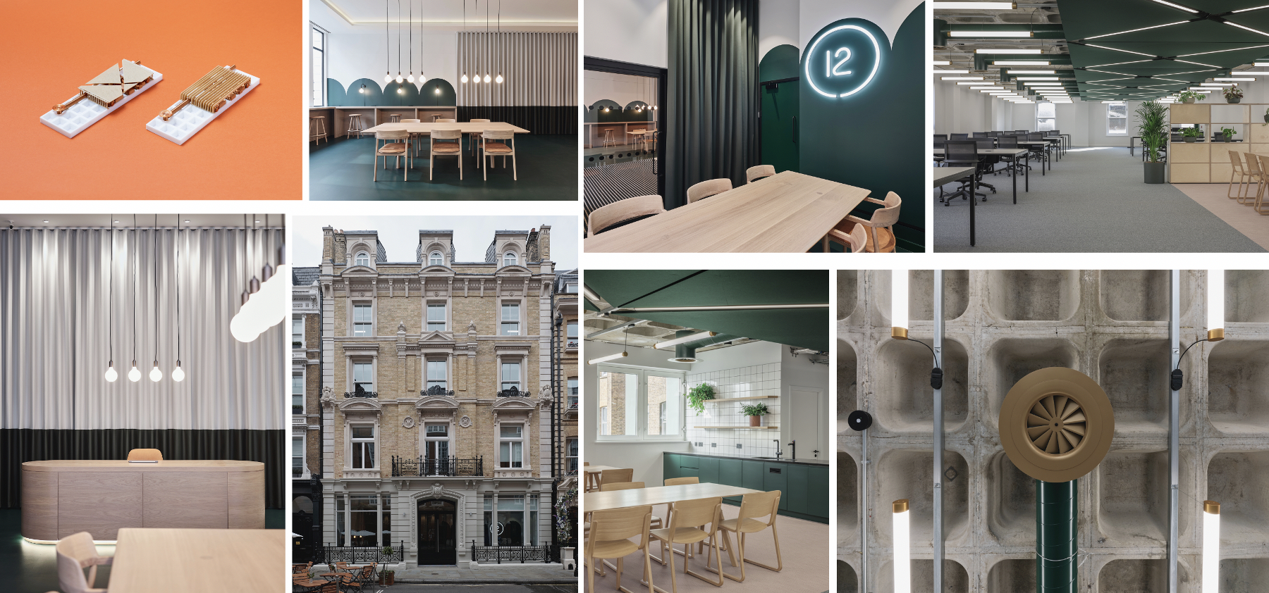 Office Design Inspired by Historic Covent Garden