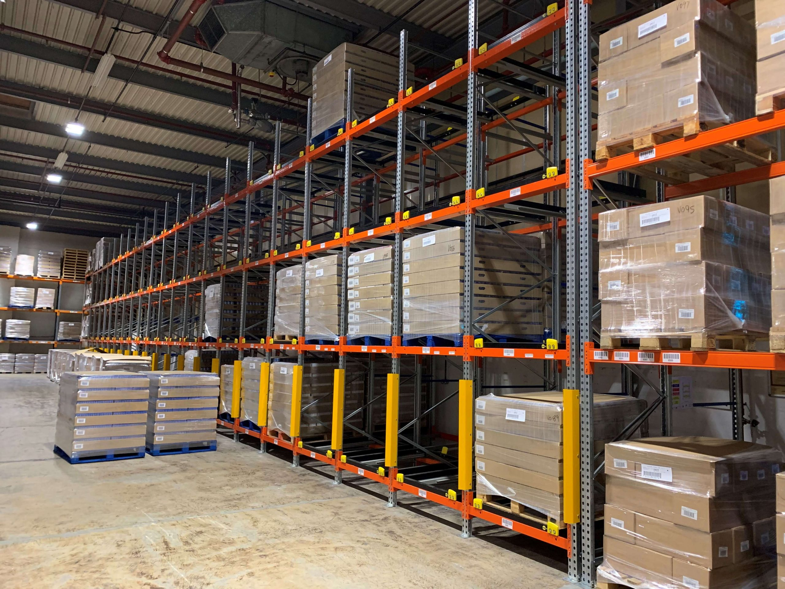Tips To Choose The Correct Pallet Rack For A Warehouse