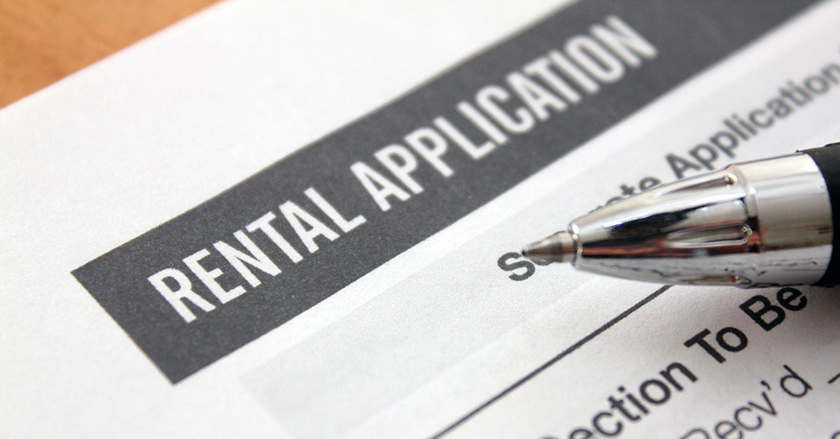 Tips to consider while writing the rental application: