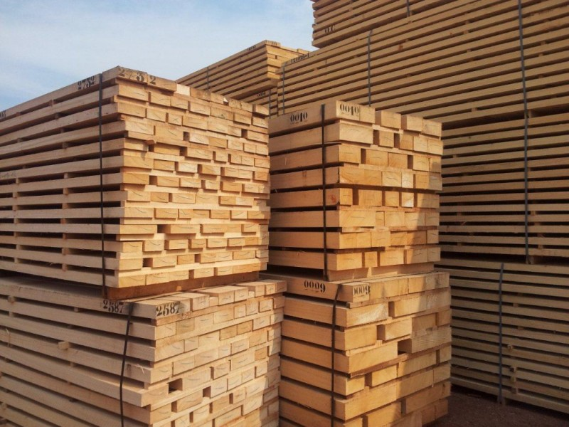 Timber imports reached 13-year monthly high in November 2020