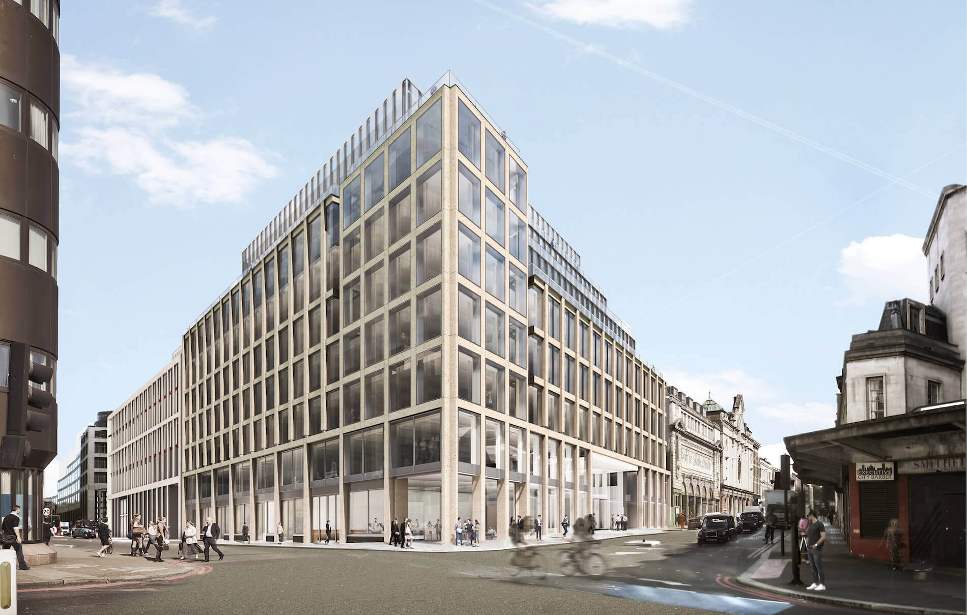 SES Engineering Services wins £25m contract to create flagship 'smart building'   in central London