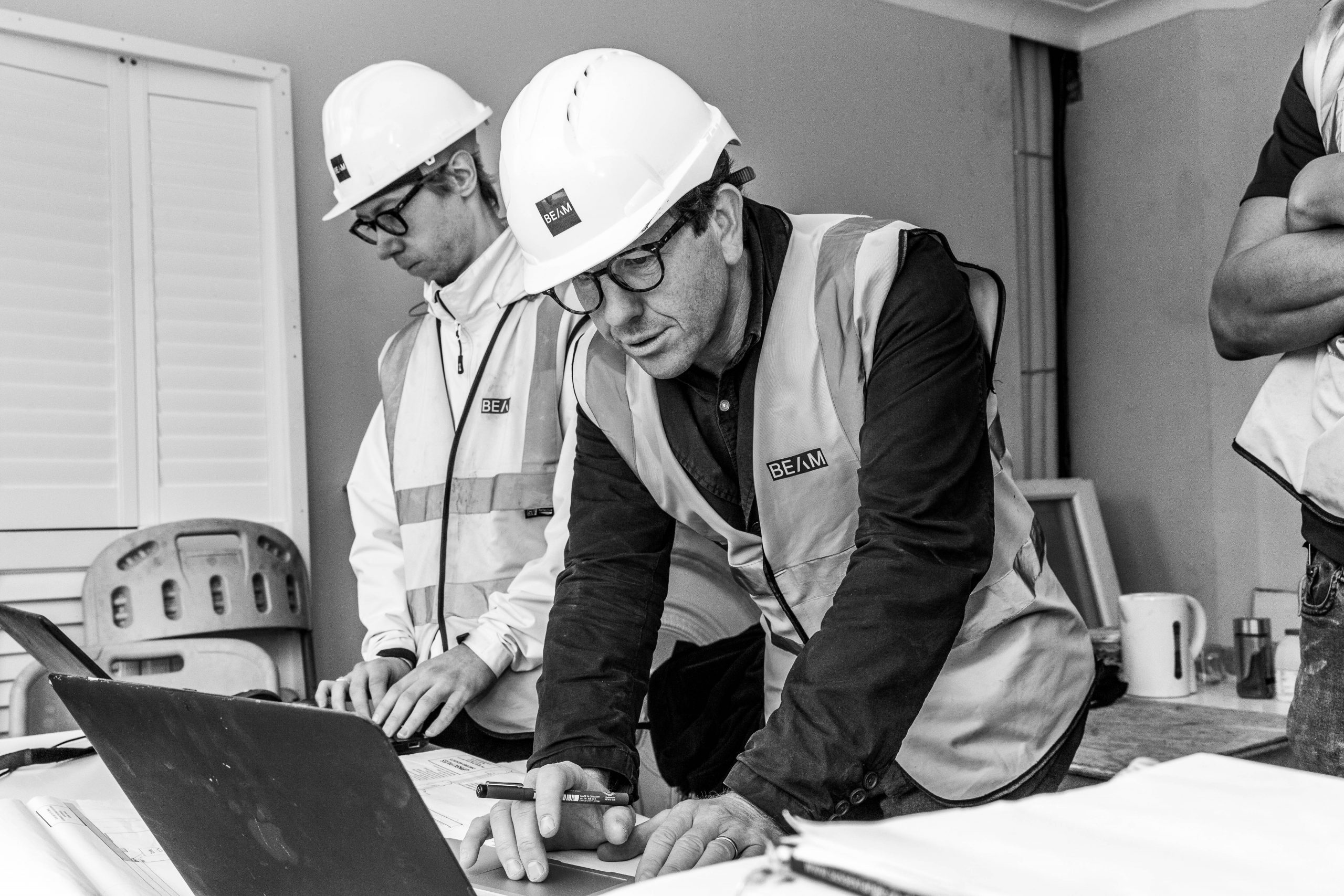 CALL FOR CONSTRUCTION FIRMS TO HARNESS TECHNOLOGY