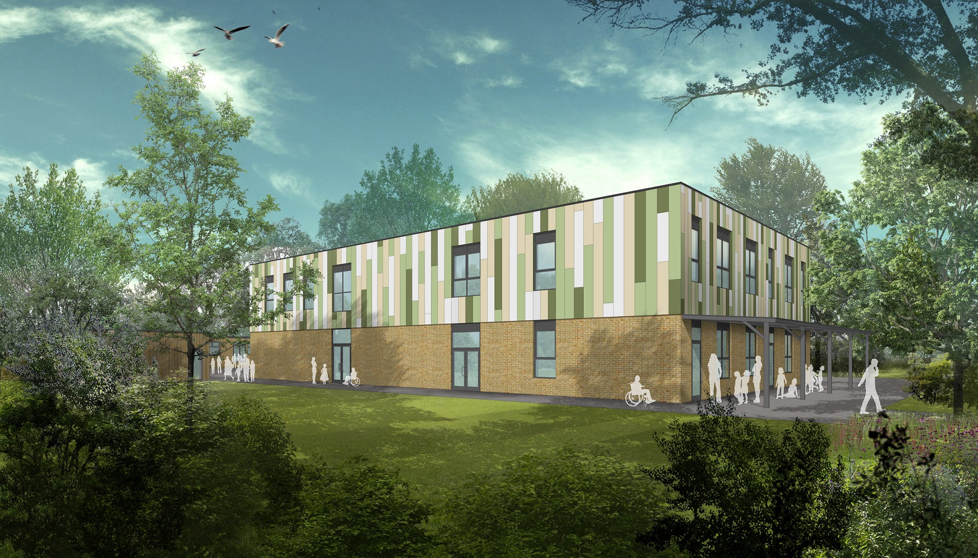 Works start on key SEND schools in Lincolnshire as investment continues
