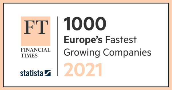 Glencar recognised by the FT as one of Europe's fastest growing companies.
